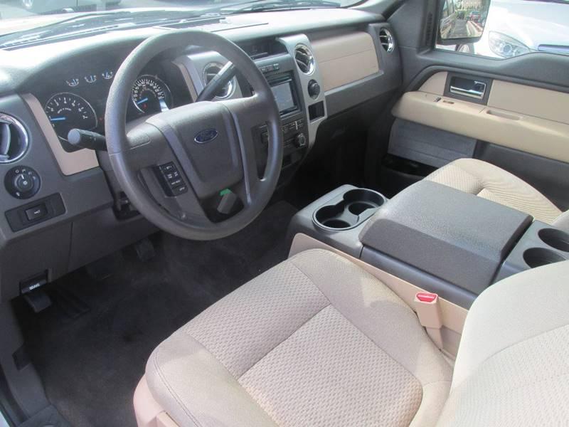 2012 Ford F-150 4x2 XLT 4dr SuperCrew Styleside 5.5 ft. SB - Charlotte NC