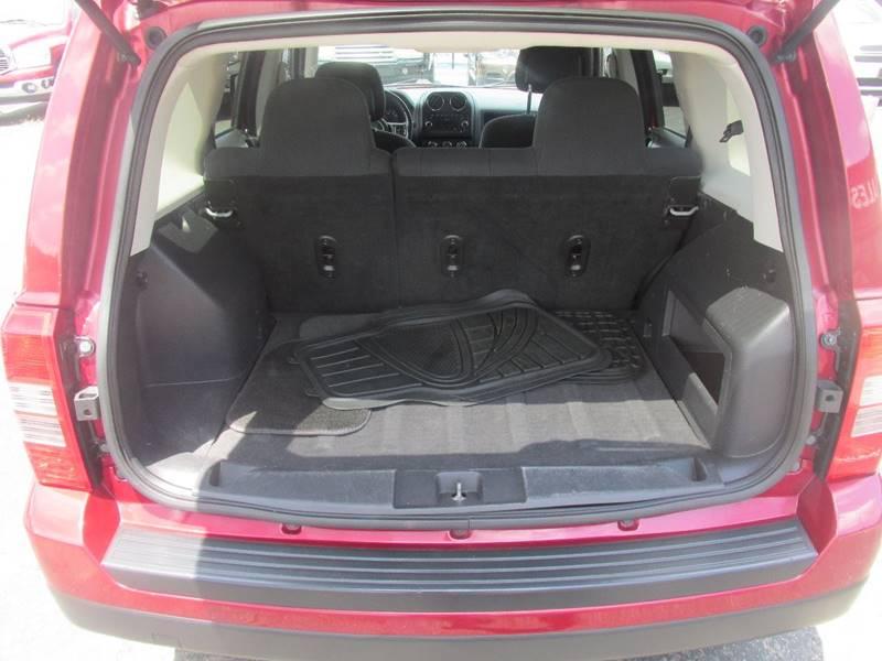 2011 Jeep Patriot 4x4 Latitude 4dr SUV - Charlotte NC
