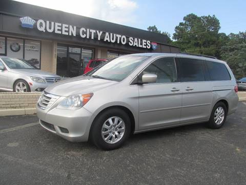 2008 Honda Odyssey