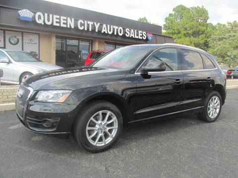 2012 Audi Q5 for sale in Charlotte, NC