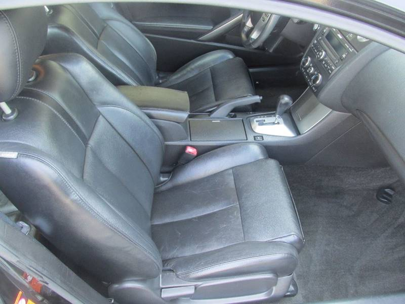 2008 Nissan Altima 3.5 SE 2dr Coupe CVT - Charlotte NC