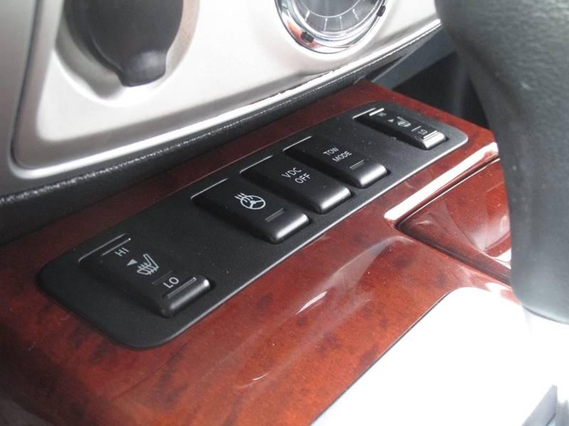 2009 Infiniti QX56 4x4 4dr SUV - Charlotte NC