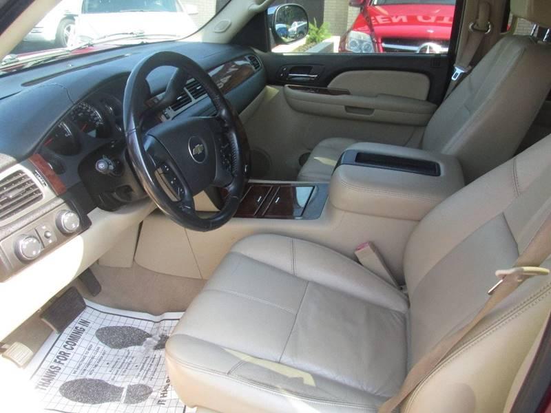 2007 Chevrolet Tahoe LTZ 4dr SUV 4WD - Charlotte NC