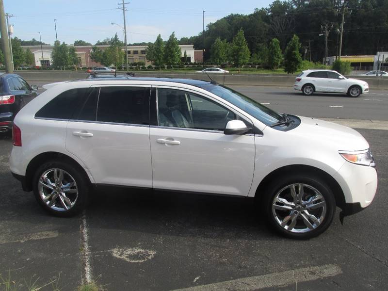 2011 Ford Edge Limited 4dr Crossover - Charlotte NC