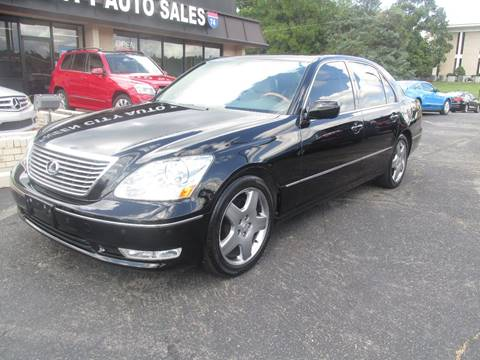 2006 Lexus LS 430 for sale in Charlotte, NC