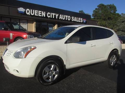 2008 Nissan Rogue for sale in Charlotte, NC