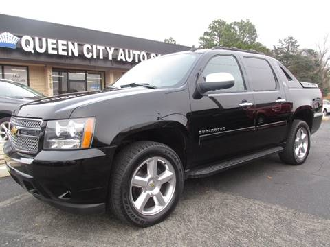 Queen City Auto Sales Charlotte Nc