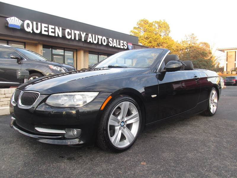 2011 Bmw 3 Series 328i 2dr Convertible In Charlotte Nc Queen City