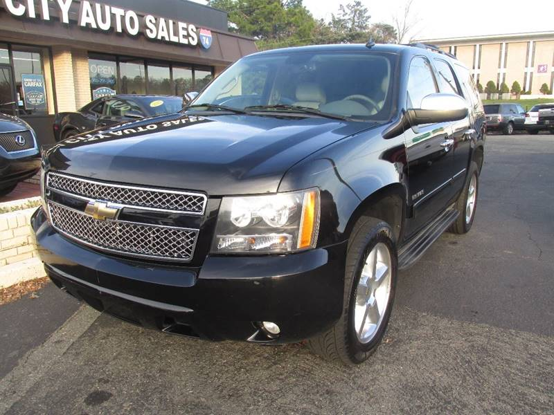 2010 Chevrolet Tahoe 4x2 Lt 4dr Suv In Charlotte Nc Queen City