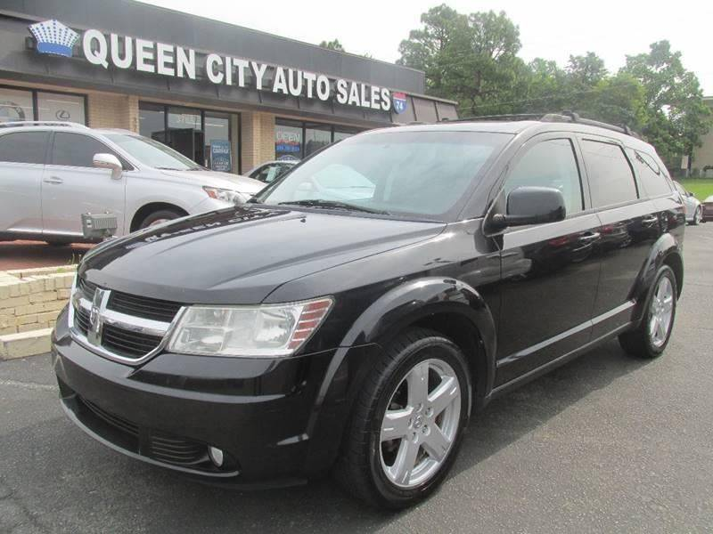 2010 Dodge Journey Sxt 4dr Suv In Charlotte Nc Queen City Auto Sales