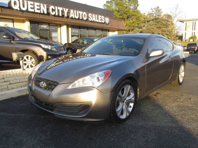 2012 Hyundai Genesis Coupe 20t Premium 2dr Coupe In Charlotte Nc