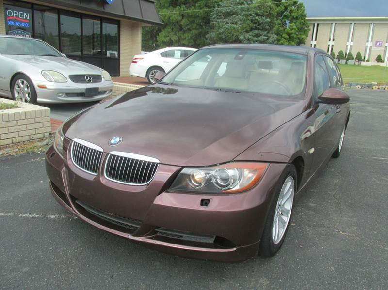 2007 BMW 3 Series 328i 4dr Sedan - Charlotte NC