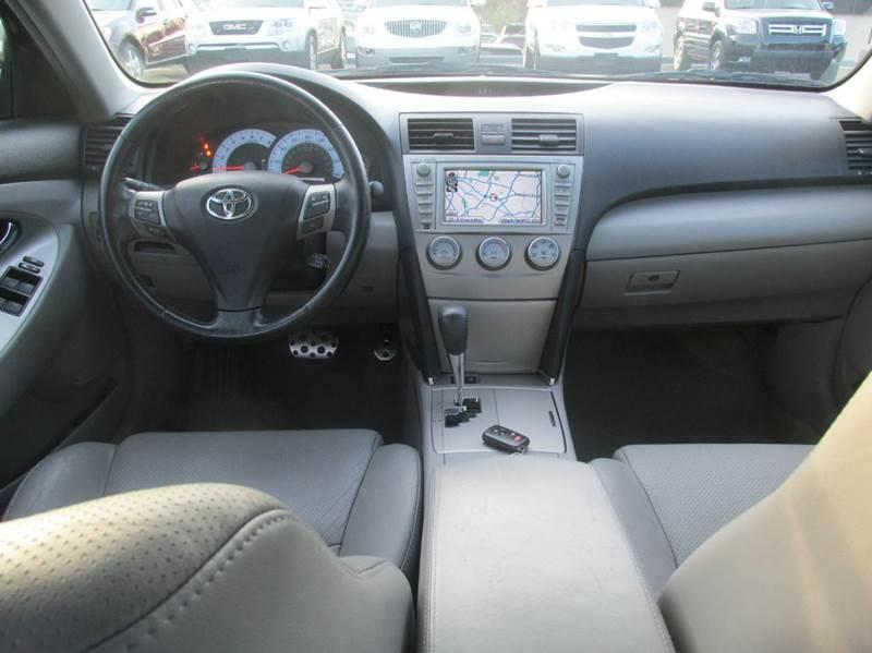2011 Toyota Camry SE V6 4dr Sedan 6A - Charlotte NC