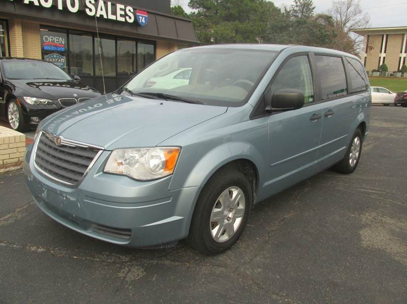 2008 Chrysler Town and Country LX 4dr Mini-Van - Charlotte NC