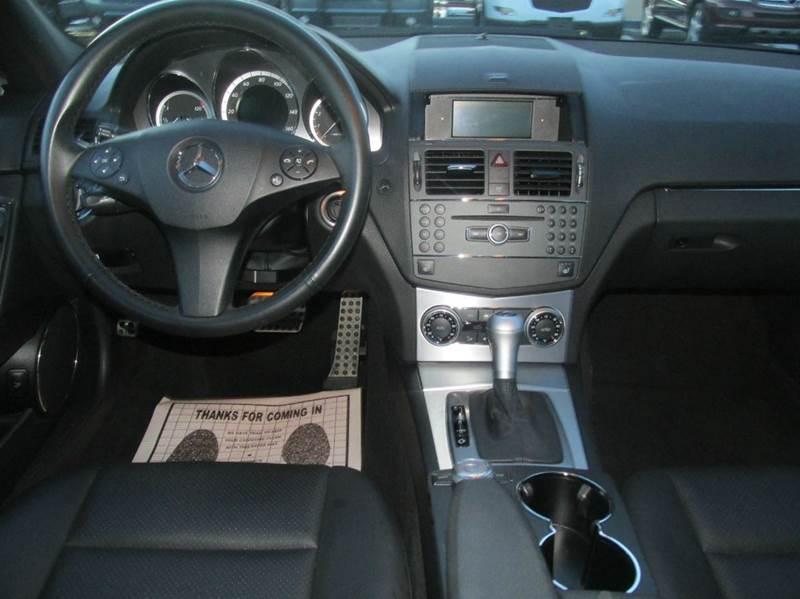 2010 Mercedes-Benz C-Class C 300 Sport 4dr Sedan - Charlotte NC