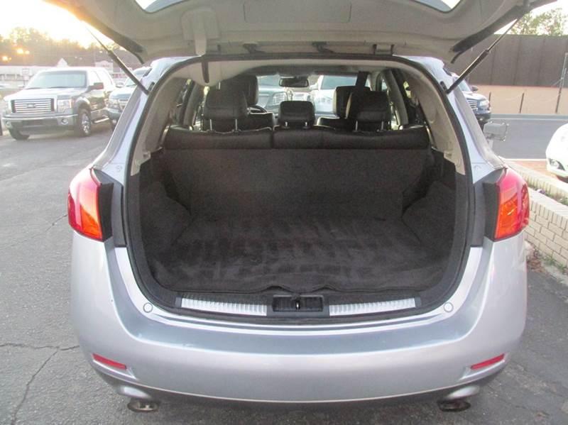 2010 Nissan Murano LE 4dr SUV - Charlotte NC