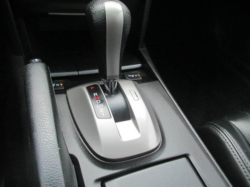 2009 Honda Accord EX-L 4dr Sedan 5A - Charlotte NC