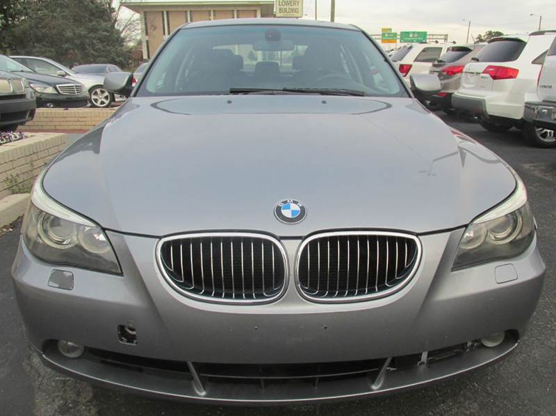 2007 BMW 5 Series 525i 4dr Sedan - Charlotte NC