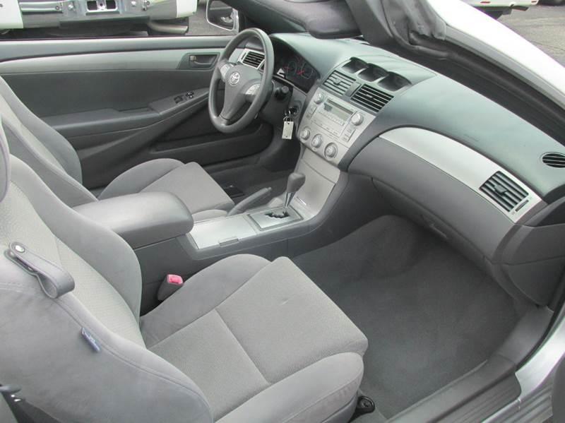 2008 Toyota Camry Solara SE V6 2dr Convertible 5A - Charlotte NC