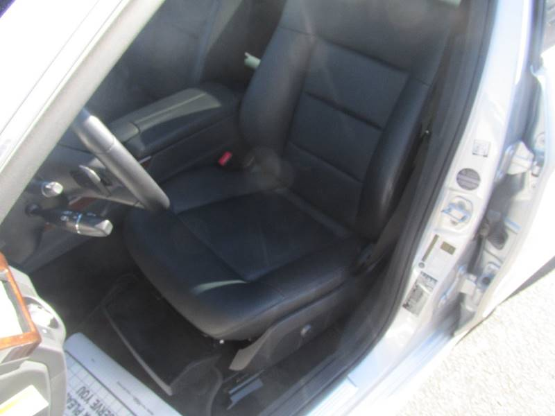 2011 Mercedes-Benz E-Class AWD E 350 Luxury 4MATIC 4dr Sedan - Charlotte NC