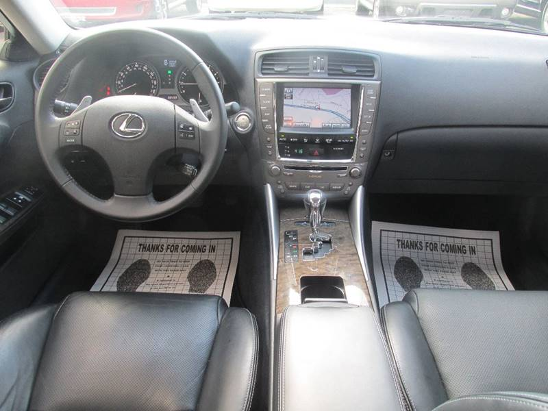 2010 Lexus IS 350 4dr Sedan - Charlotte NC