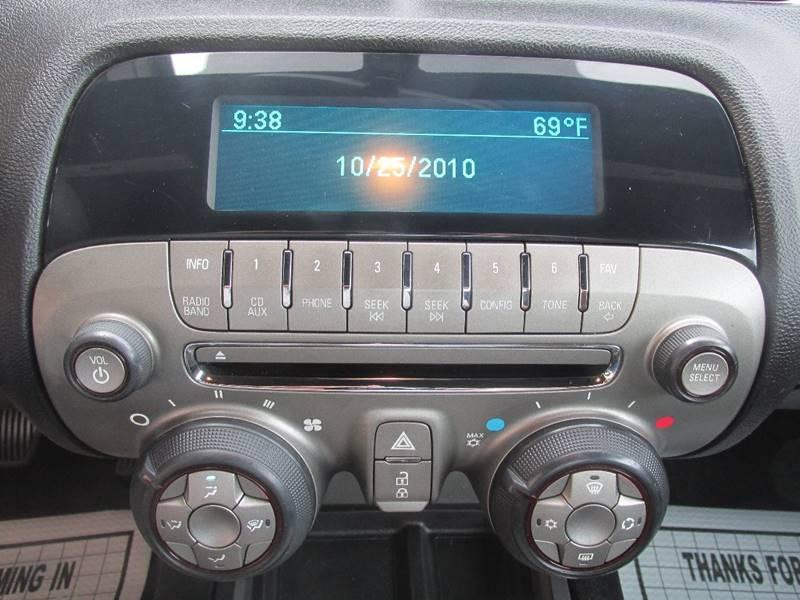 2011 Chevrolet Camaro LS 2dr Coupe w/2LS - Charlotte NC