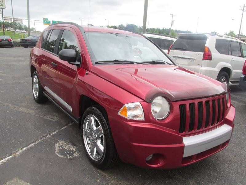 2007 Jeep Compass 4x4 Limited 4dr Crossover - Charlotte NC