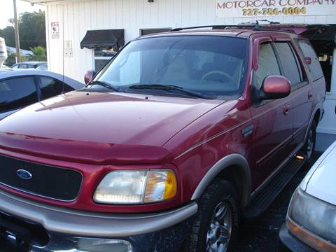1998 Ford Expedition for sale in Palm Harbor, FL