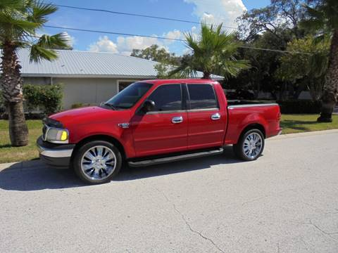 2003 Ford F-150 for sale in Palm Harbor, FL