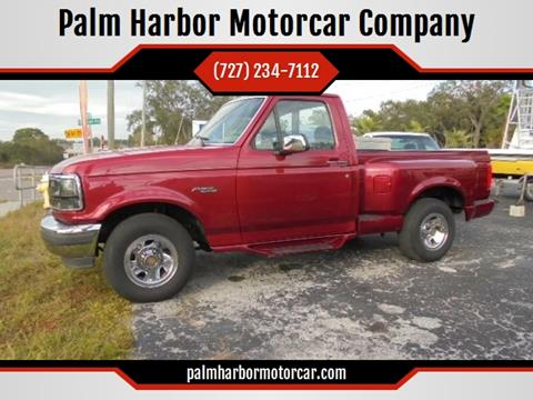 1992 Ford F-150 for sale in Palm Harbor, FL