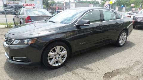 2014 Chevrolet Impala for sale in Detroit, MI