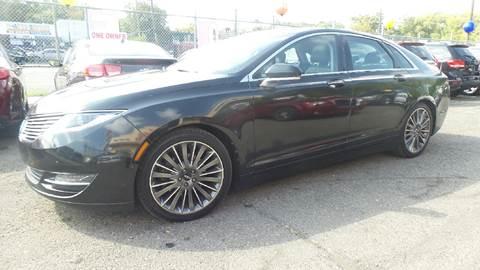 2013 Lincoln MKZ for sale in Detroit, MI