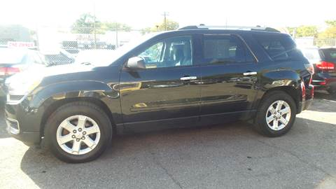 2013 GMC Acadia for sale in Detroit, MI