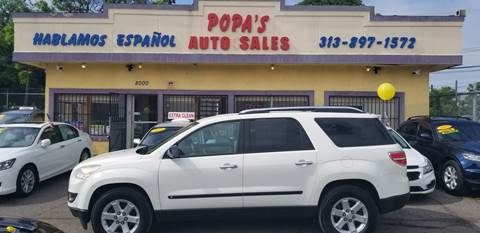 2007 Saturn Outlook for sale at Popas Auto Sales in Detroit MI