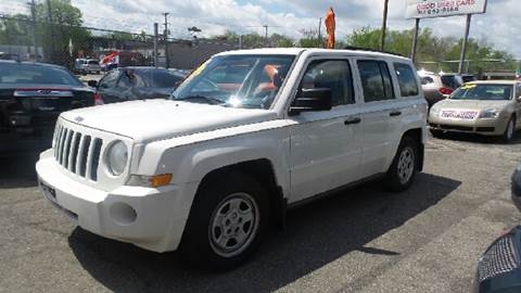 2008 Jeep Patriot for sale at Popas Auto Sales in Detroit MI