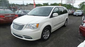 2012 Chrysler Town and Country for sale at Popas Auto Sales in Detroit MI