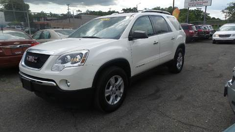 2008 GMC Acadia for sale at Popas Auto Sales in Detroit MI