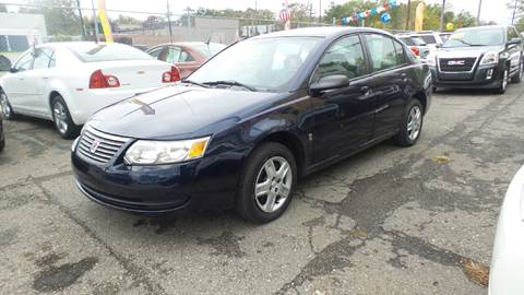 2007 Saturn Ion for sale at Popas Auto Sales in Detroit MI
