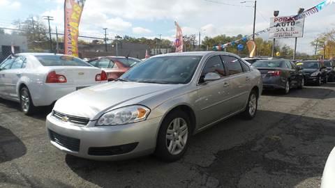 2006 Chevrolet Impala for sale at Popas Auto Sales in Detroit MI