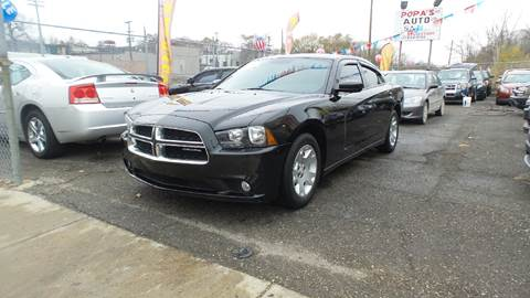 2011 Dodge Charger for sale at Popas Auto Sales in Detroit MI