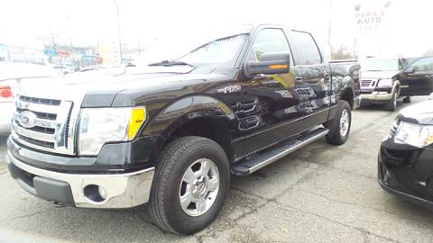 2010 Ford F-150 for sale at Popas Auto Sales in Detroit MI
