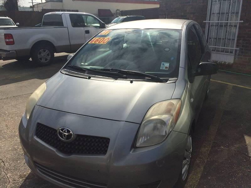 2007 Toyota Yaris 2dr Hatchback (1.5L I4 4A) - Baton Rouge LA