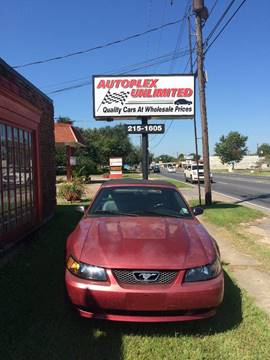 2004 Ford Mustang for sale in Baton Rouge, LA