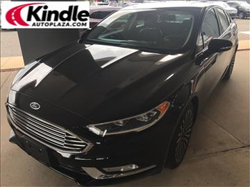 2017 Ford Fusion for sale in Middle Township, NJ