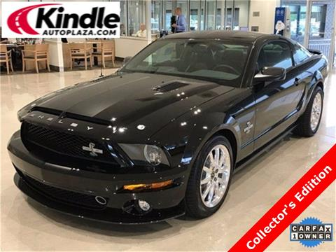 2008 Ford Shelby GT500 for sale in Middle Township, NJ