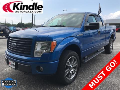 2014 Ford F-150 for sale in Middle Township, NJ