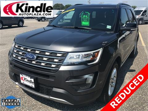 2016 Ford Explorer for sale in Middle Township, NJ