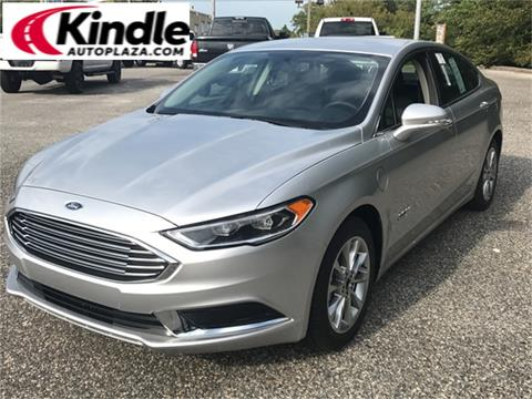 2018 Ford Fusion Energi for sale in Middle Township, NJ