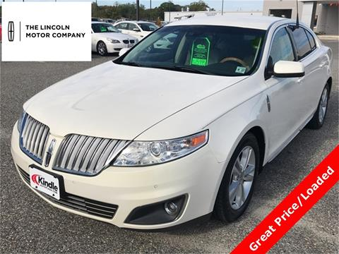 2012 Lincoln MKS for sale in Middle Township, NJ