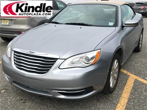 2013 Chrysler 200 Convertible for sale in Middle Township, NJ